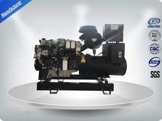 China Standby Power 132kw / 165kva Perkins Diesel Genset 1106A-70TAG2 Delixi switch supplier