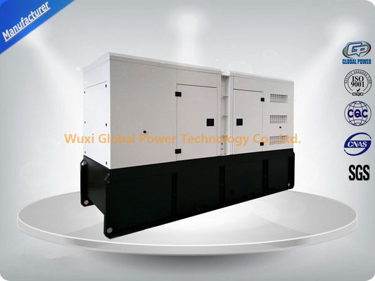 China 250 KVA Perkins Soundproof Water - Cooled Diesel Generator Set 1300L supplier