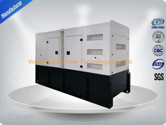 China GPP280 280 KW Perkins 2206C-E13TAG2 Genset Silent Generator Set 400V / 230V supplier