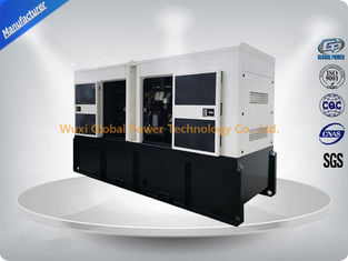 China EU III 400KVA 0.80 PF Silent Diesel Generator Set with Low Noise supplier