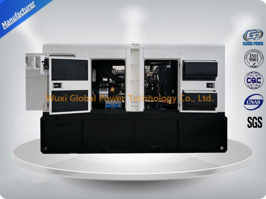 China 500 KVA Global Power Generator Set Perkins 6 Sylinder Water - Cooled Engine supplier
