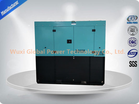 China 30KVA Perkins Super Silent Diesel Generator Set for Telecommunication 3 Phase 50 Hz supplier