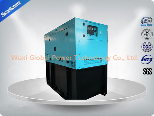 China 80KVA Generator Manufacturer Super Quiet Diesel Generator Set DeepSea Control Panel with Remote Control supplier