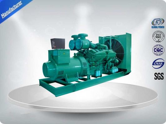 China 3 Phase 320KW / 400KVA Silent Diesel Generator Set With Cummins Diesel Engine Generator supplier