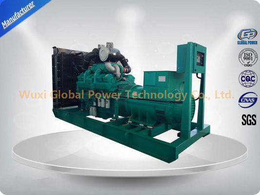 China Open Frame Type 800 KW Industrial Generator Set Powered by Cummins KTA38-G5 For Industry supplier