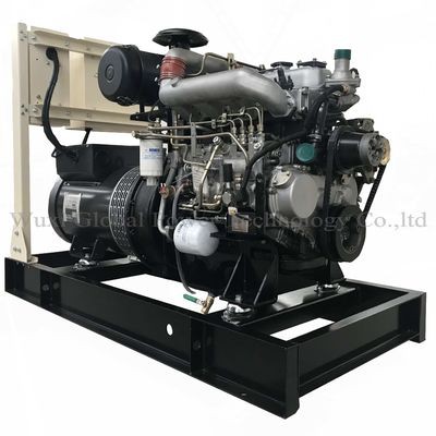 China Electronic KOFO Open Generator Set Sea Water Cooling Brushless Genset With 3 Phase 4 Wires supplier