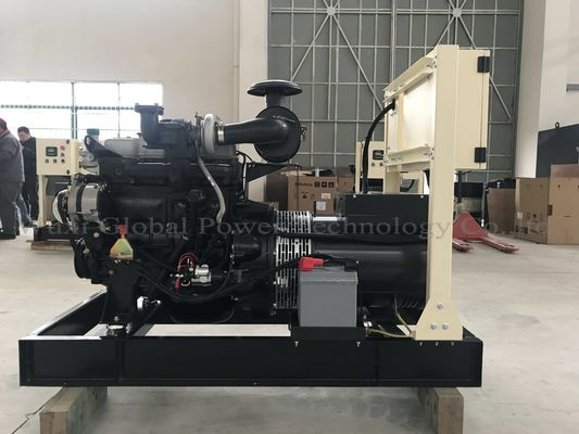 China 50Hz 3 Phase 20KW / 25KVA Open Diesel Generator with ComAp Controller Diesel Generator supplier