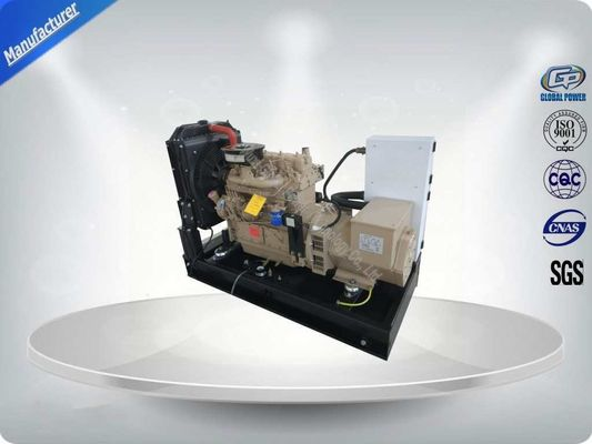 China Performance Water - Cooled 30kw Diesel Generator Set AC Three Phase Output Type supplier