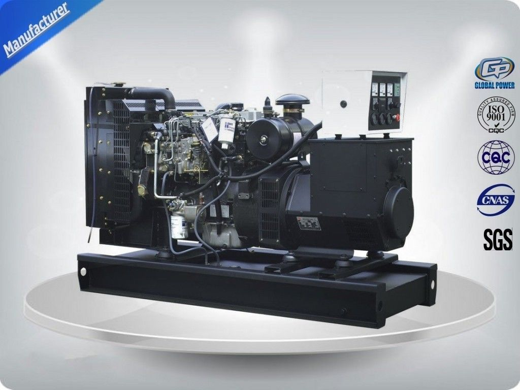 Three phase open diesel generator with 403a 15g1 perkins engine 10kw