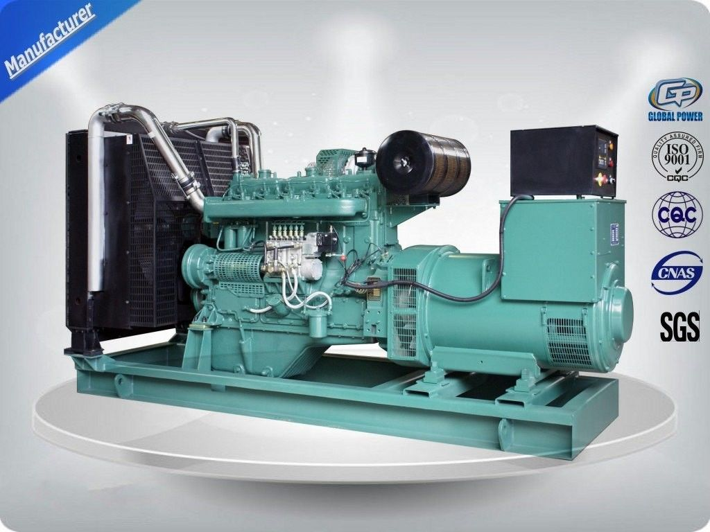 125kva 3 phase electric power diesel generator set support ac rotating exciter