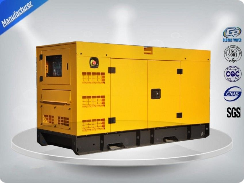 & 800Kw /1000Kva Canopy Generator Set With Professional Water - Cooled