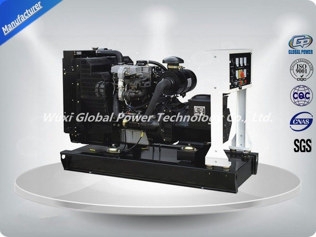 3 Phase 50 HZ 25 KVA 20 KW Diesel Generator Set For Home Buildings Hospitals