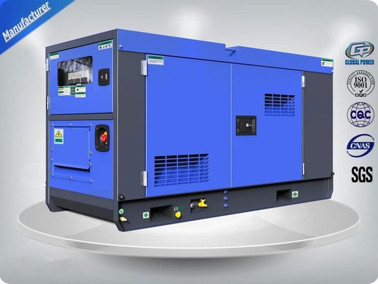 China Cummins Diesel Generator Set Turbocharged Soudproof  H insulation class factory