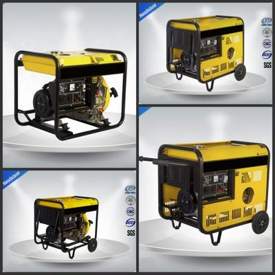 China Open Type Gasoline Generator Set  0.65 KVA - 13.8KVA Single Phase Electric Starter distributor