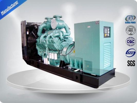 China High Efficiency 3 Phase Gas Generator Set Brushless Support All Power distributor