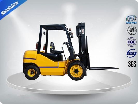 China Alloy Steel Powered Pallet Truck / Distribution Centers Reach Truck Forklift distributor