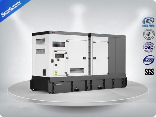 China New Model Silent Diesel Generator Set With Lovol / Perkins Diesel Engine factory