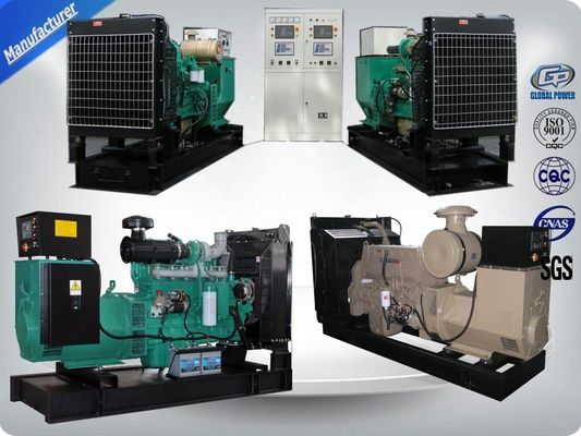 China 400KVA Standby Power Supply Marine Diesel Genset Longer service life factory