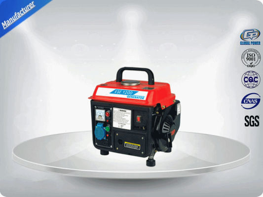 China Portable Generator set Silent  Type 1.7KVA - 2.6KVA  Diesel Generator Set  Single phase, three loops distributor