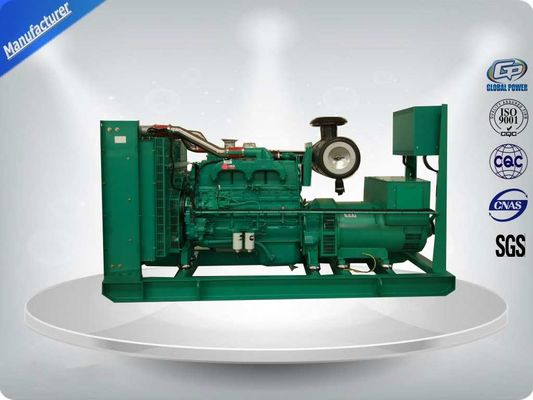 China 375 kva 50Hz Cummins Diesel Powder Generator , Portable Diesel Generator factory