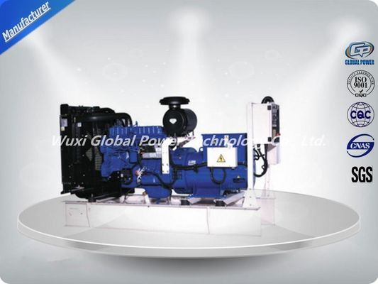 China 3 Phases 4 Wires Perkins Soundproof Diesel Generator Set 250 KVA 50HZ High Efficient distributor