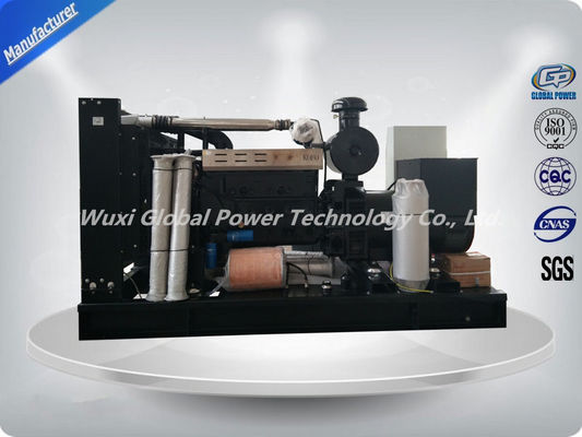 China 250KW 50HZ 400V 3P 4 Wires Industrial Generator Set With Low Emission distributor