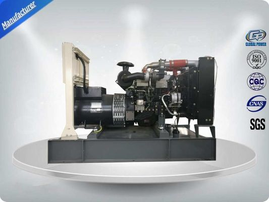 China 4BG1-Z1 Global Power Alternator GPI224E 50Kw 63Kva Diesel Generator With ISUZU Engine factory