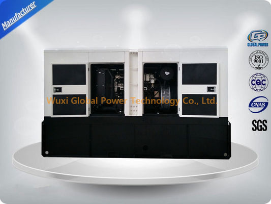 China 650KVA Global Power Industrial Generator Set 3 Phases 400V 1500 RPM distributor