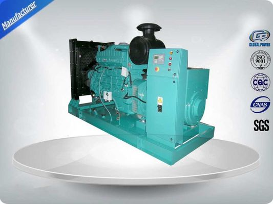 China 60Hz 200kw / 250kva Open Cummins Diesel Generator Set with Stamford  , Water Cooled IP23 Diesel Generator factory