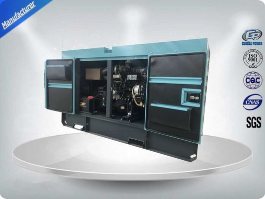 China Excellent  Design Canopy 38 KW / 48 KVA Silent Diesel Power Generator Set ISUZU 4JB1TA Water-cooled distributor