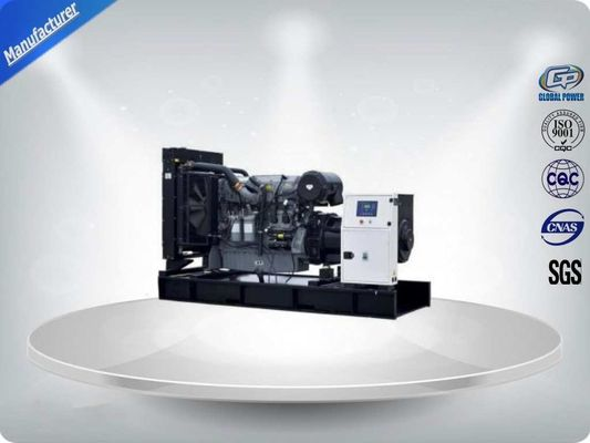 China 50Hz 48kw / 60kva Silent 3 Phase 4 Wire Diesel Generator Set With Perkins Diesel Engine Diesel Generator distributor