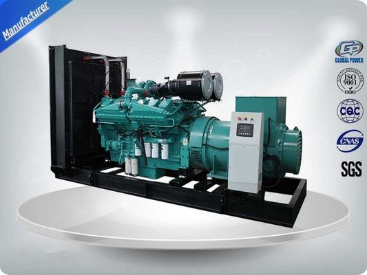 China 50Hz 180kw / 225kva 3 Phase 4 Wire Cummins Diesel Generator Set, 6 Cylinder Water Cooled Diesel Generator distributor