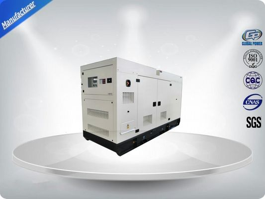 China 160kw / 200kva Canopy Cummins Diesel Power Generator Set With Meccalte Alternator distributor