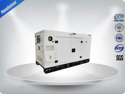China 50Hz 16kw / 20kva Silent Diesel Generator Set With Yangdong 4 Cylinder Diesel Engine, Diesel Electric Generator distributor