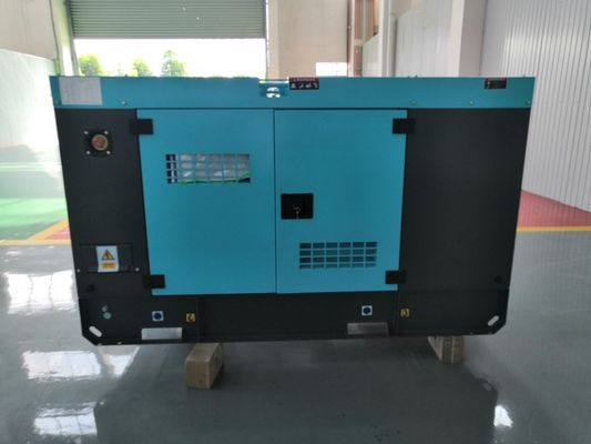 China 50Hz 24kw / 30kva Silent Diesel Generator Set With ISUZU 4 Cylinder Diesel Engine, Diesel Electric Generator distributor